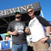 Assistant Brewer and Owner from Wicks Brewing Company