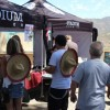 Stadium Brewing serving up tacos and beer.