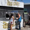 Big Easy Sandwiches at Brew With a View Riverside Air Show 2015