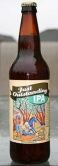 Kern River Brewing Just Outstanding IPA