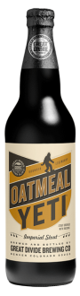 Oatmeal Yeti Imperial Stout