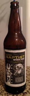 Big Bad Baptist Imperial Stout
