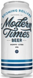 Booming Rollers Modern Times Beer
