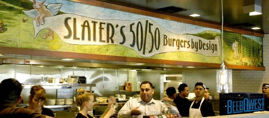 Slaters 50/50 Rancho Cucamonga Location