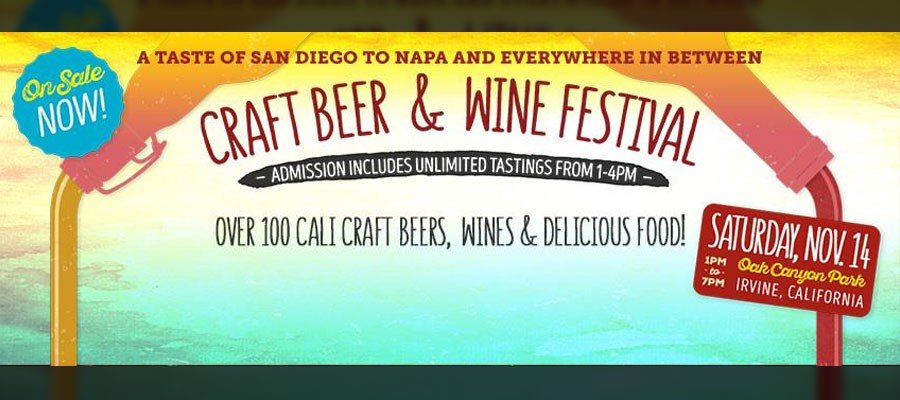 Cali Uncorked: Craft Beer, Wine, Comedy and More...
