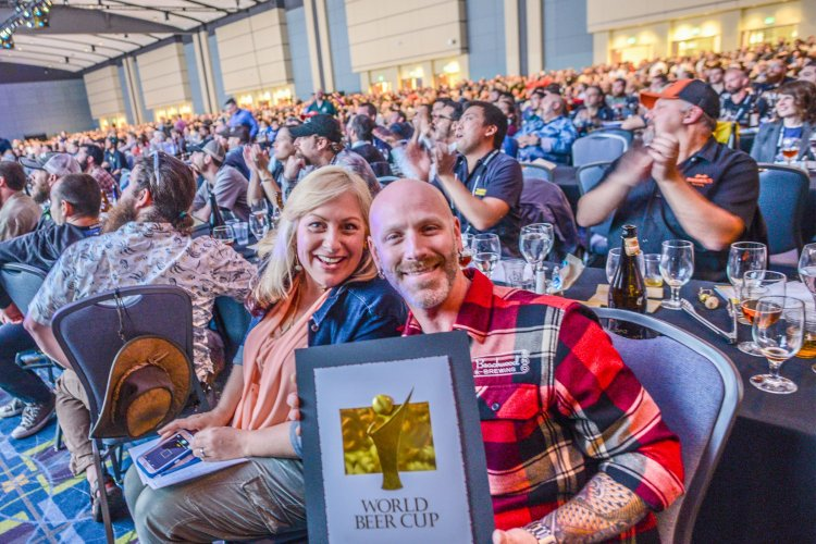 2016 World Beer Cup