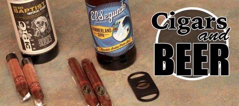 Cigar and Beer Pairings
