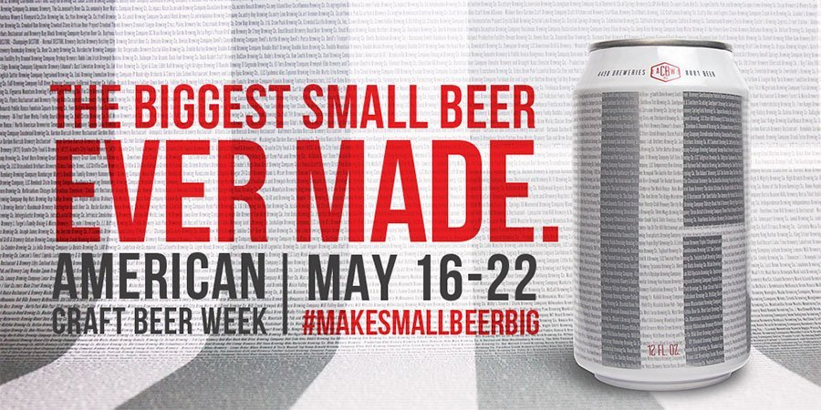 Independent Craft Brewers Unite to Create the Biggest Small Beer Ever Made