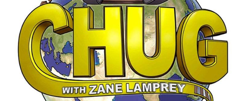 Chug with Zane Lamprey