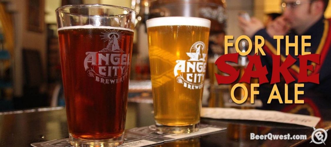 For The Sake of Ale - Angel City Brewery