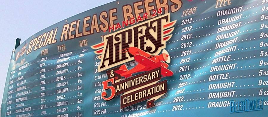 Hangar 24 Airfest and 5th Anniversary