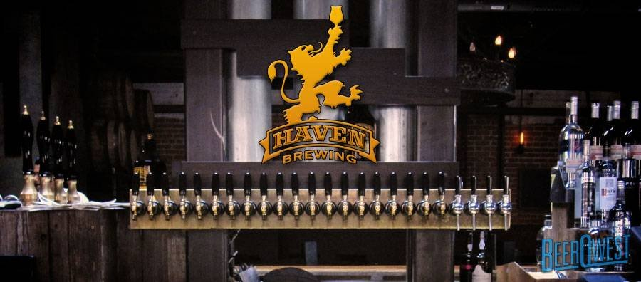Haven Gastropub + Brewery, Pasadena CA