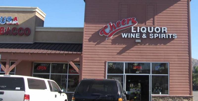 Cheers Liquor, Wine & Spirits
