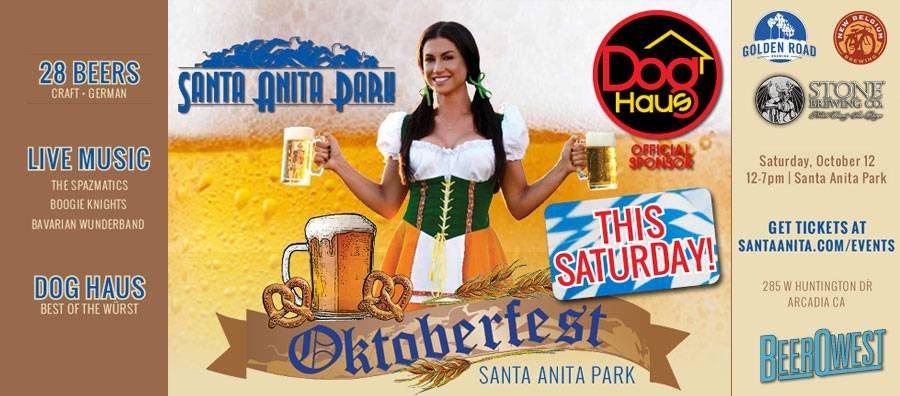 2013 Santa Anita Oktoberfest