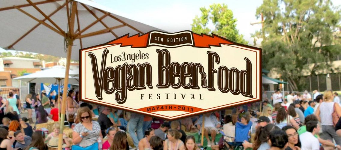 2013 LA Vegan Food and Beer Fest