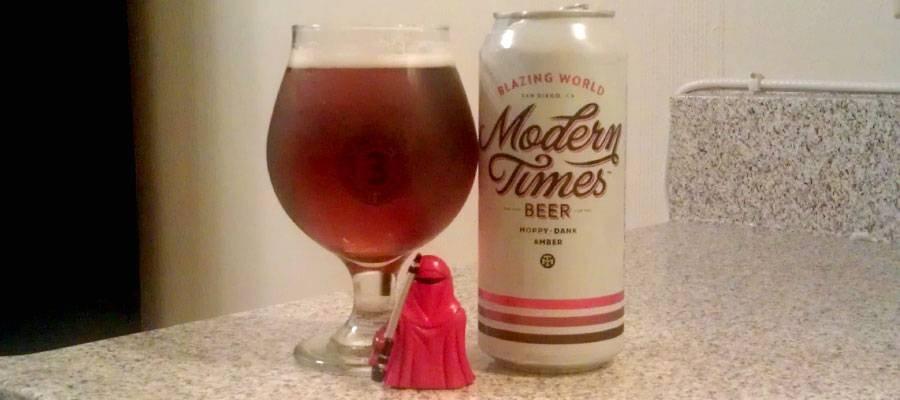 Blazing World - Modern Times Beer