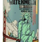 Hell or High Watermelon Wheat