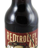 Red Trolley Ale Off The Rails