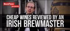 Irish Brewmaster Reviews Cheap Wine
