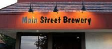 Main Street Brewery - Corona, CA