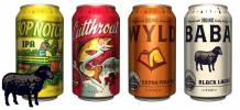 Uinta Brewing Company - Beer Cans
