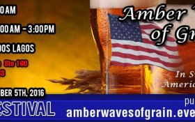 Amber Waves of Grain Beer Festival