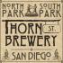 Thorn Street Brewery   San Diego