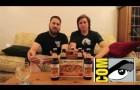 ComicCon and GRAPEFRUIT SCULPIN!